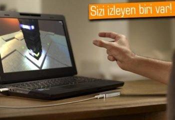 Bilgisayar Oyunlarında Kameraya Dikkat!