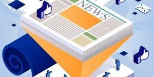 ABD'de Yetişkinlerin %30'u Facebook'u Bir Haber Kaynağı Olarak Kullanıyor