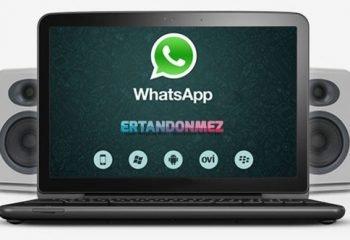 Whatsapp Bilgisayara Nasıl Kurulur