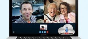 Skype Mac ios iPhone, iPod Touch Mobil Ücretsiz Konuşma Uygulaması indir