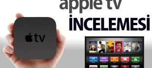 Apple TV incelemesi
