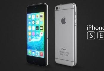 Iphone 5SE Görüntülendi
