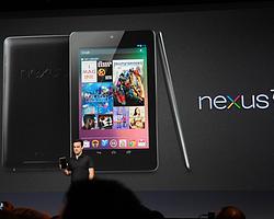 İkinci Nesil Nexus 7'nin Çıkış Tarihi