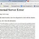 YouTube Çöktü: 500 Internal Server Error