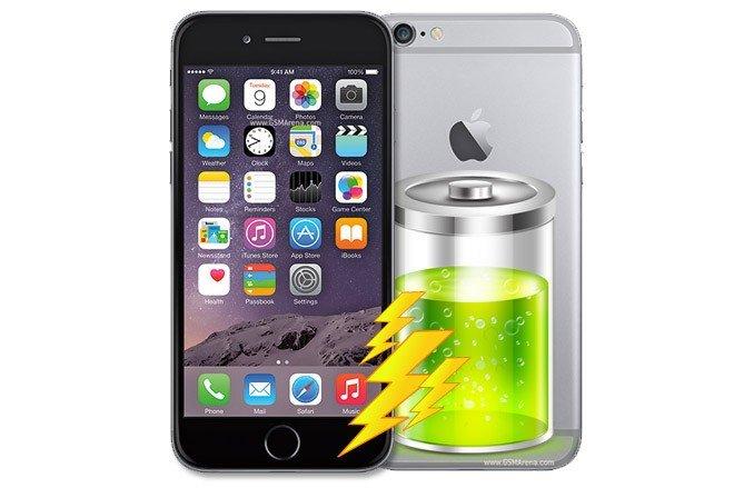 Apple iPhone 6 Batarya Testi