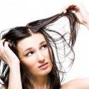 Yağlı saçlar için saç bakımı ve öneriler