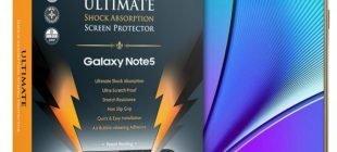 Galaxy S7 ve Note 5 Ekran Koruyucu Modelleri